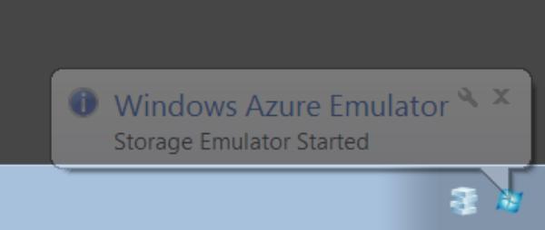 Emulator Started
