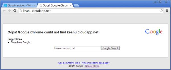 Keanu Missing