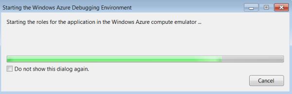 Starting Emulator